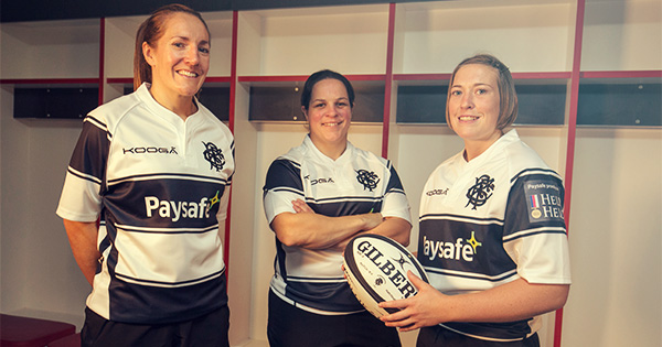 Barbarians launch their first ever Women's Team