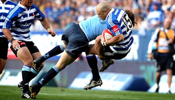 The big hits from Western Province vs the Blue Bulls