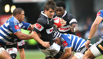 Western Province beat the Sharks to win dramatic 2012 Currie Cup Final