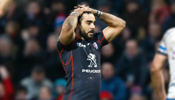 Yoann Huget gets official warning for faking injury against Bath