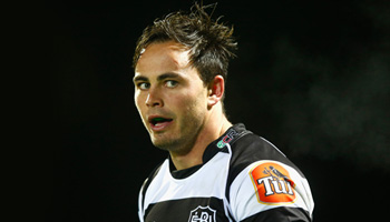 Zac Guildford suspended for four weeks for bad lifting tackle
