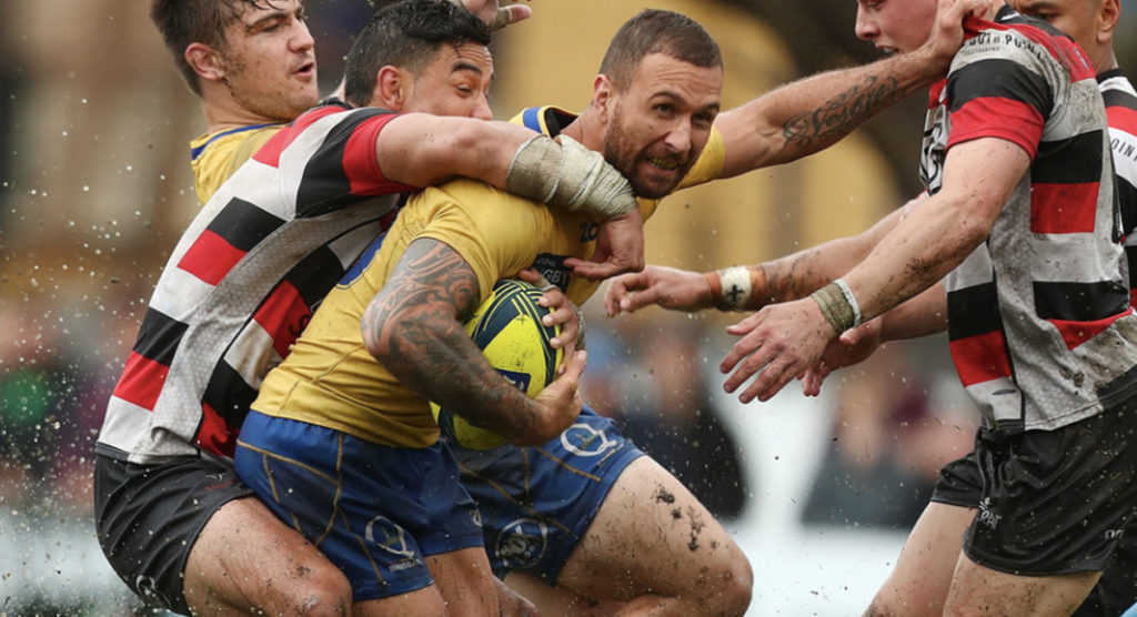 Quade Cooper magic in the wet shows why he is about to land another Super Rugby contract