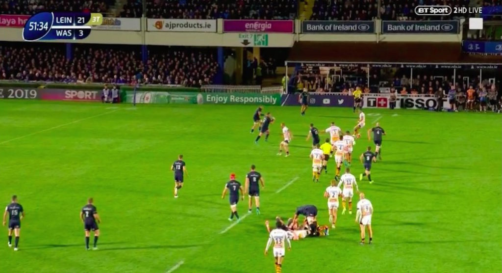 126KG prop shows dazzling footwork to set up epic try in Champions Cup