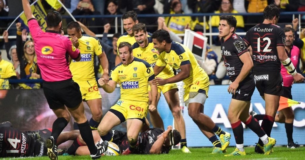 WATCH: 5 of the best from the latest round of France's Top 14