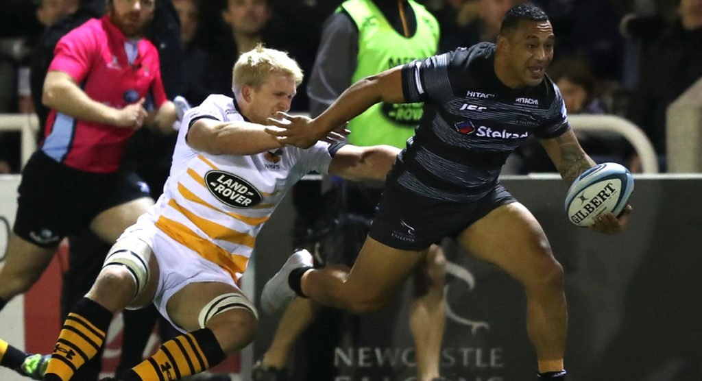 Sinoti Sinoti unbelievable stepping and assist featured as Premiership Try of the Week contender
