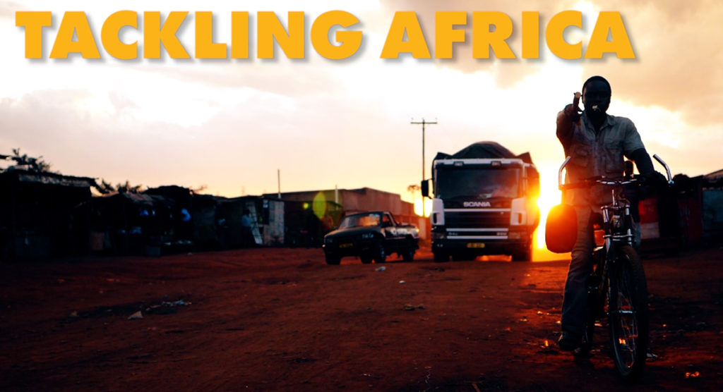 WATCH: Tackling Africa