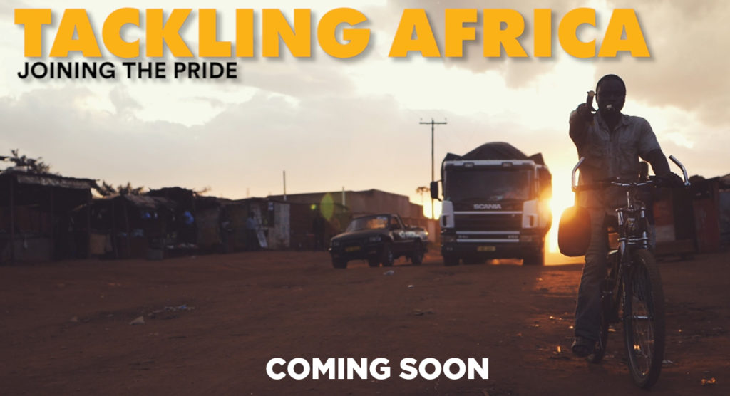 Tackling Africa - Coming Soon