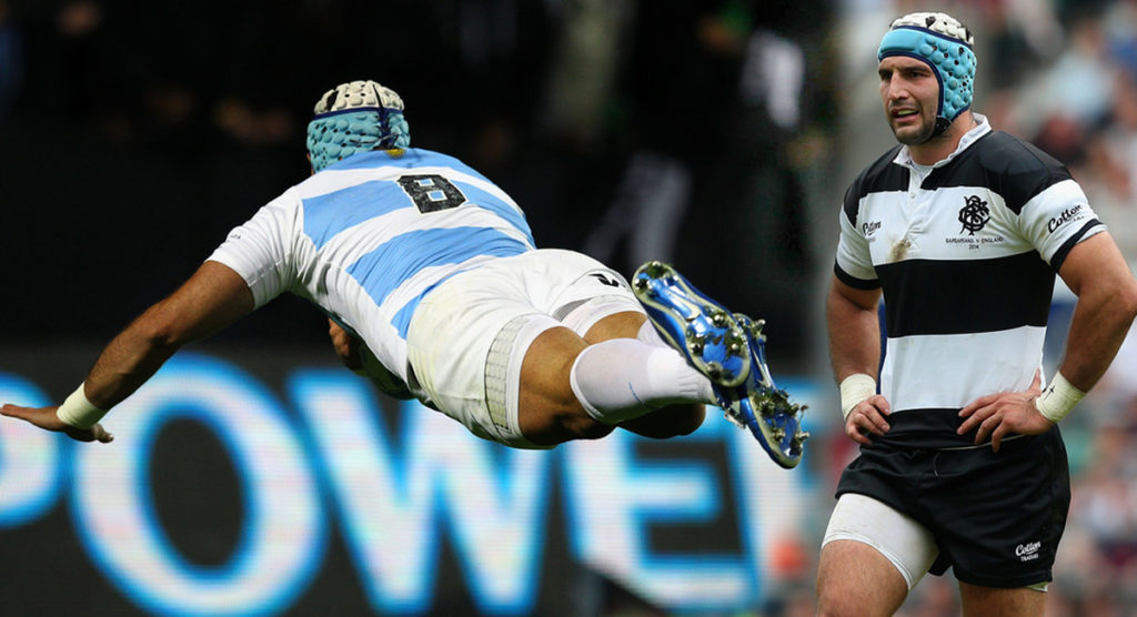 Marvel at the Barbarians' greatest moments while Argentina legend gets set to start against his country