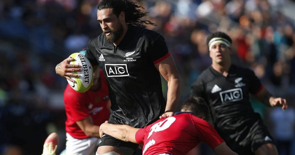 New Zealand Maori put Chile to the sword in Santiago