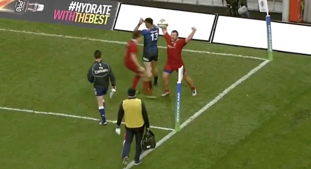Russian hooker finishes stunning try in high scoring contest with RWC 2019 rivals Japan