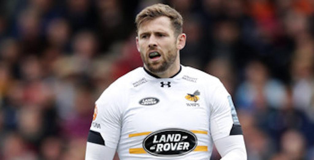 England star has horror moment against Saracens