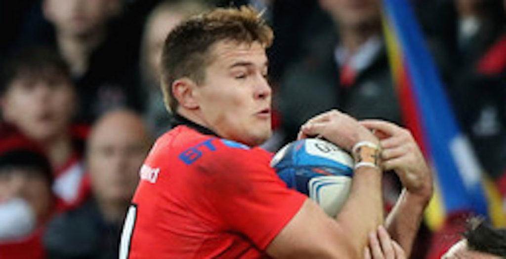 Stockdale scores yet another great European try