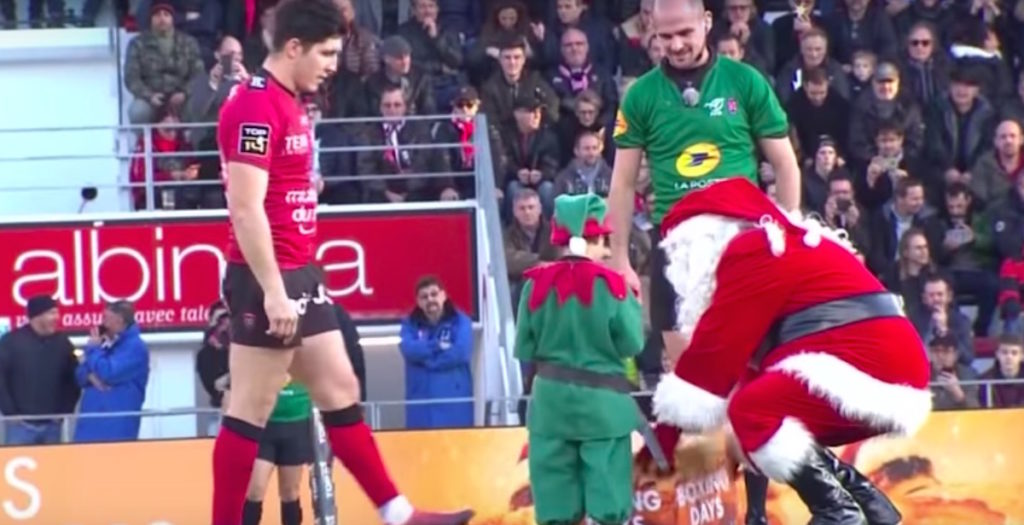 The 12 days of Christmas... by the French Top 14