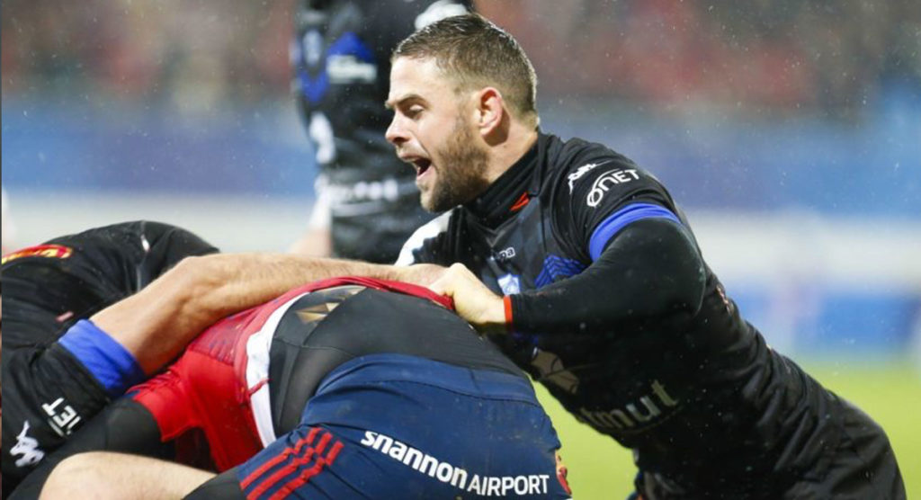 Rory Kockott suspended after fingers ruled to have made contact with eye area of Munster flanker