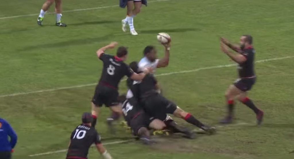 Rokocoko and Nakarawa combine brilliantly in latest round of Top 14 best tries