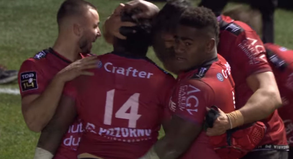 Toulon bag two late tries in dramatic come-from-behind victory over Stade Francais