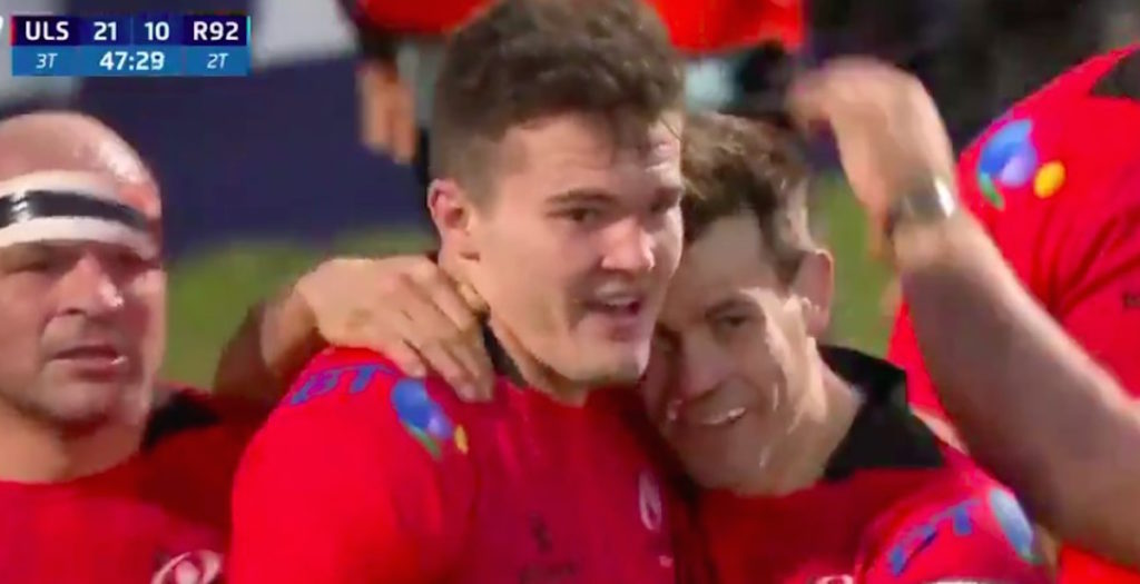 WATCH: Stockdale recreates magical try against New Zealand in Champions Cup