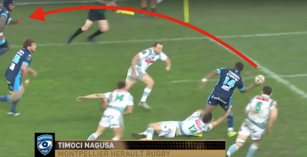 WATCH: Best plays from the Top 14 in 2018