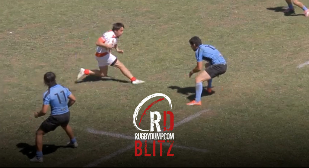 RD BLITZ: Peruvian playmaker sets up one of the best 7s tries you're likely to see