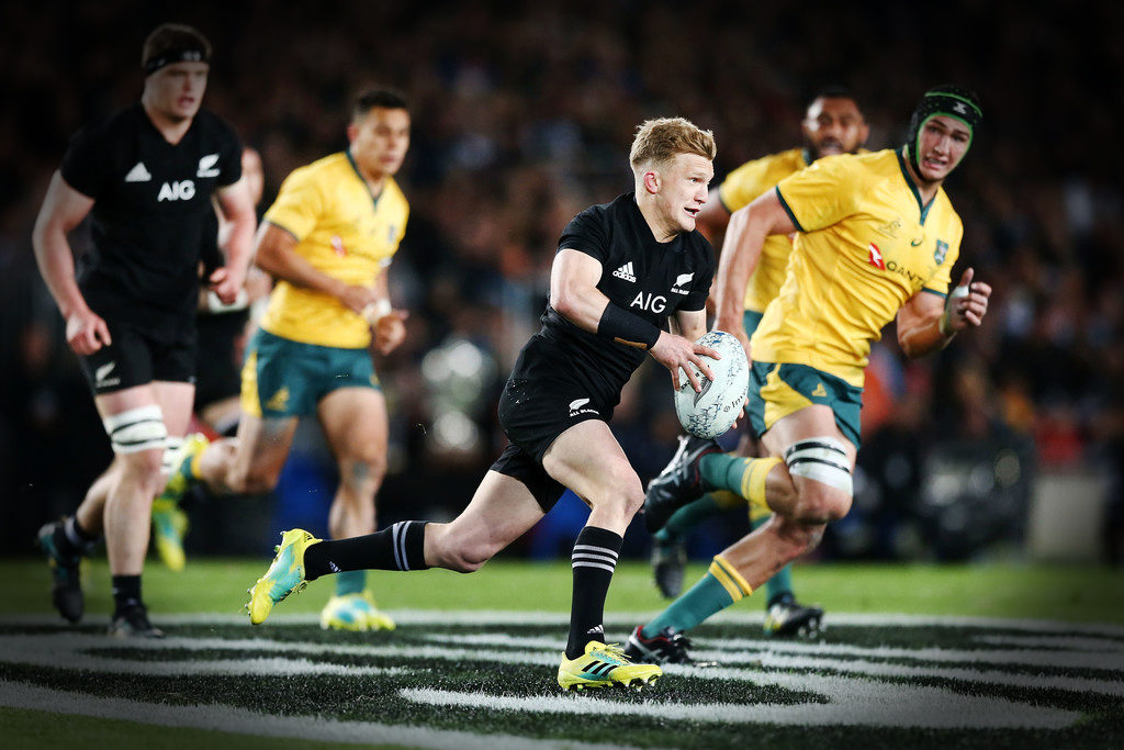 New Zealand's Top 10 tries of 2018 and fascinating year end stats