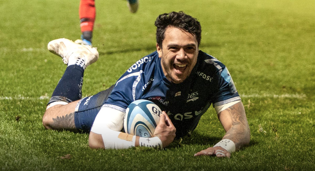 Denny Solomona's stunning finish stands out in Premiership Try of the Week shortlist