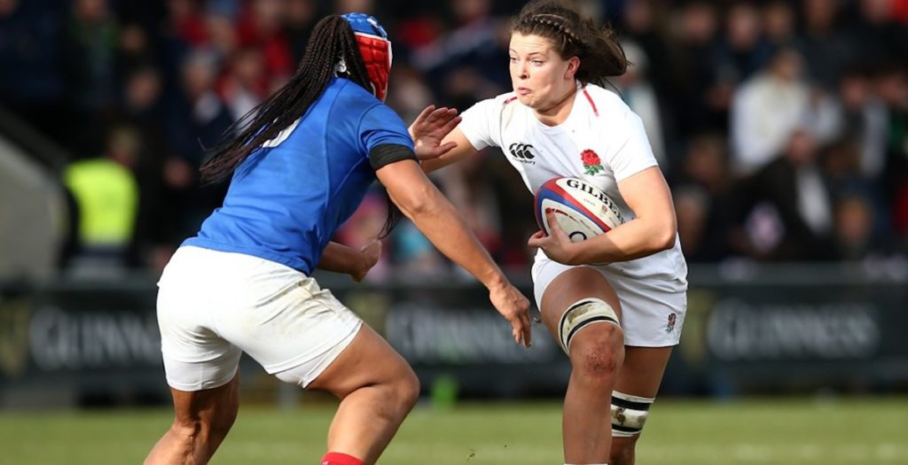 England Women beat France en route to potential Grand Slam