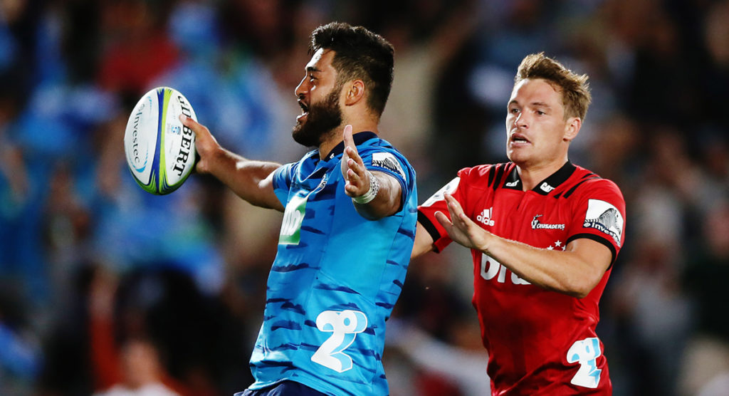 TRY TIME: 6 of the best as Super Rugby opening weekend provided some thrilling tries