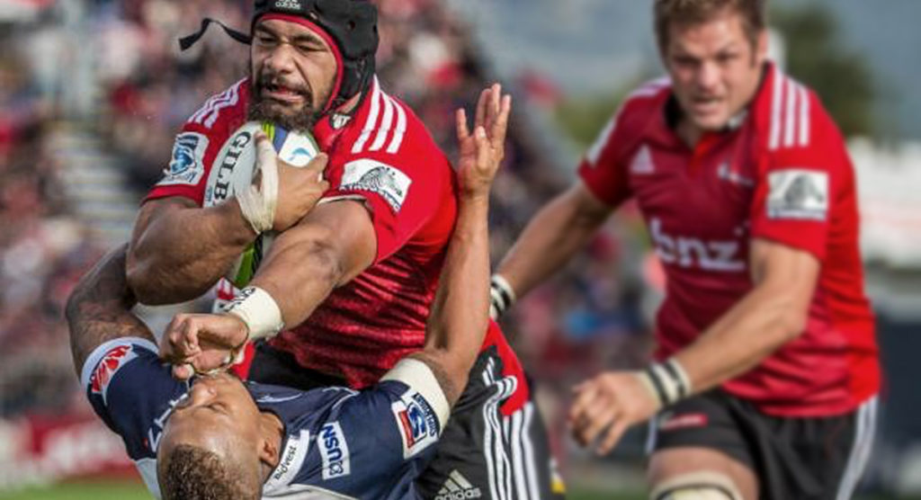 Leicester Tigers give fans glimpse of what to expect from hard-hitting Jordan Taufua