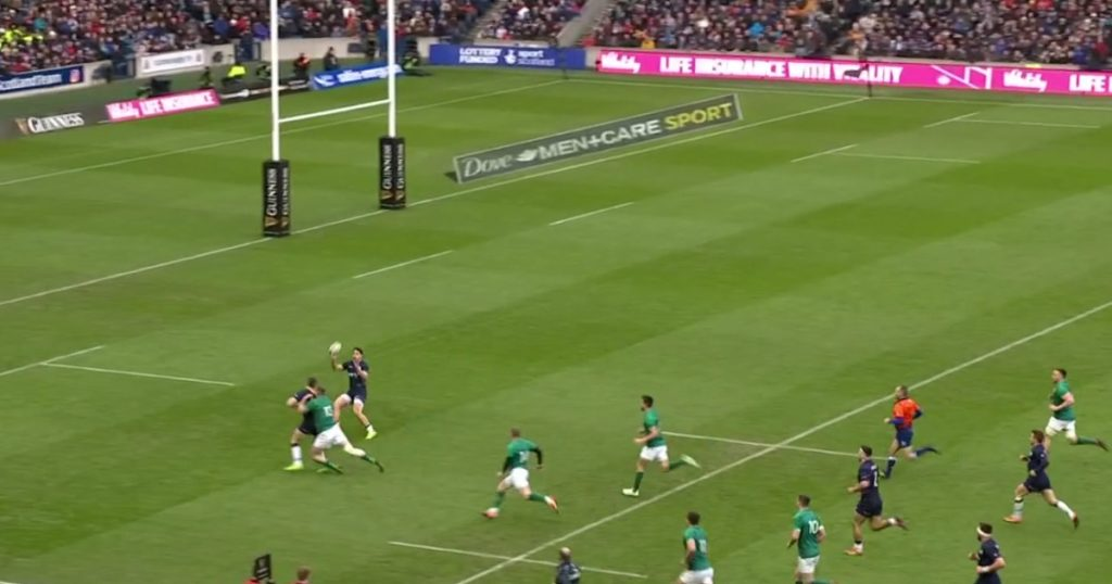 Huge Scottish blunder gives Ireland first win of 6 Nations campaign