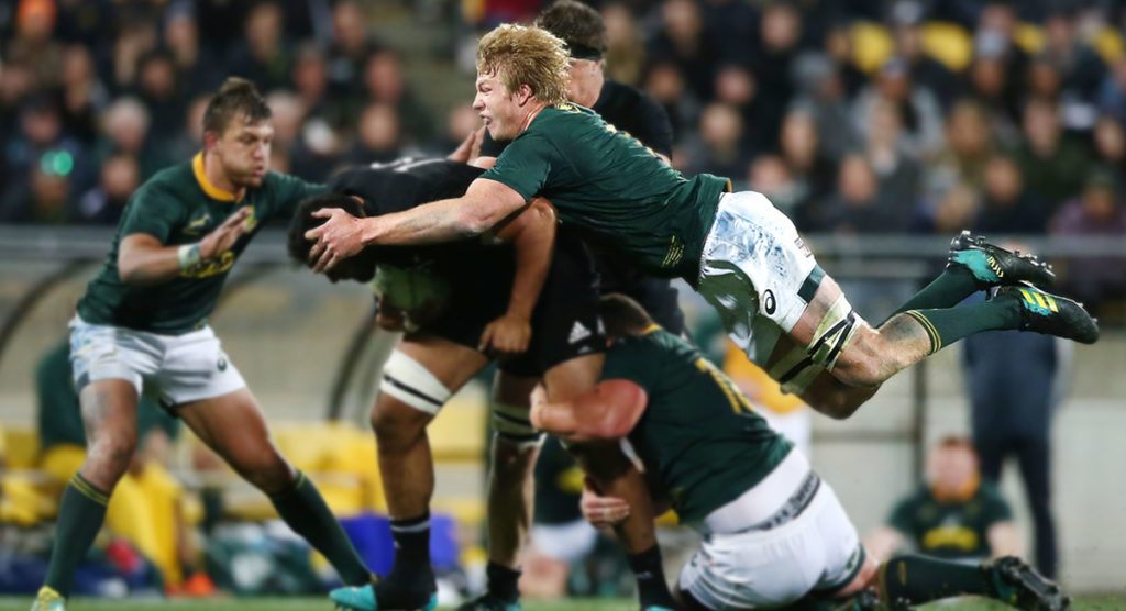 Fans praise worthy South African Player of the Year winner Pieter-Steph du Toit