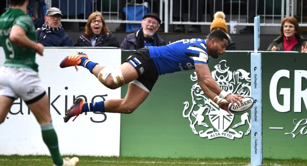 Fit again Joe Cokanasiga flies in for Bath with one of five Try of the Week contenders in the Gallagher Premiership