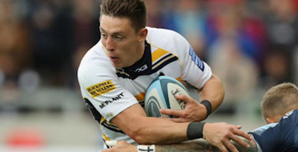 Grand Slam winner returns to Premiership rugby with Superman finish