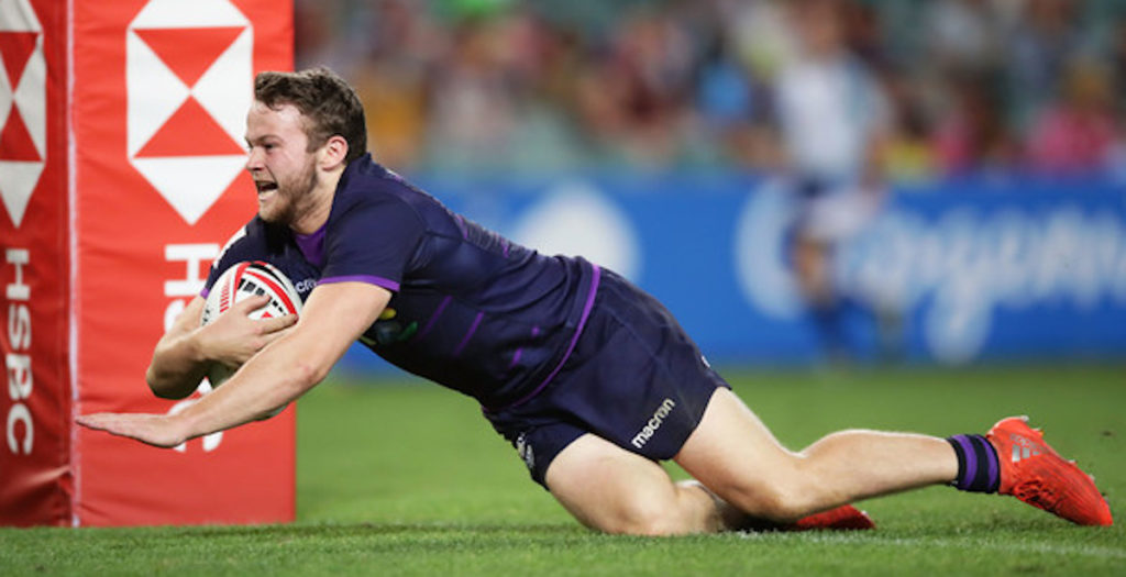 Scottish winger EMBARRASSES Fiji at Las Vegas sevens