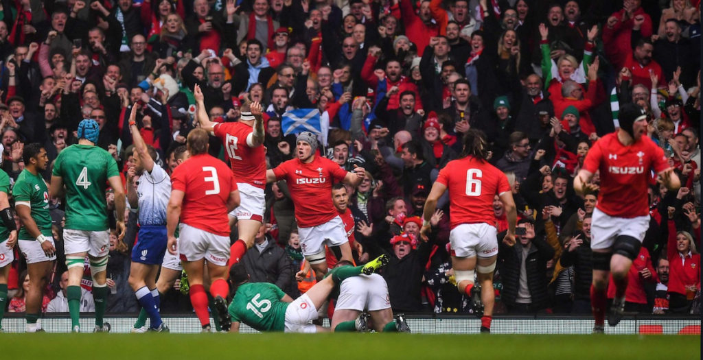 Wales go second in world rankings after EPIC Grand Slam win in Cardiff