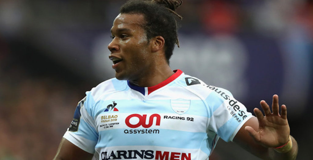 French international scores brilliant HAT TRICK in Top 14
