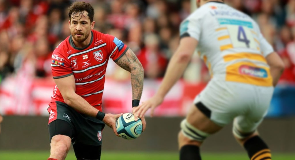 More slick play shows why Gloucester are wise to keep Danny Cipriani on