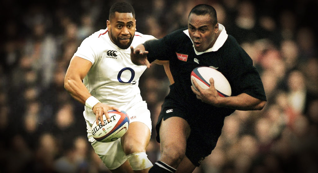 Global rugby fans react to Joe Cokanasiga being mentioned in the same sentence as Jonah Lomu