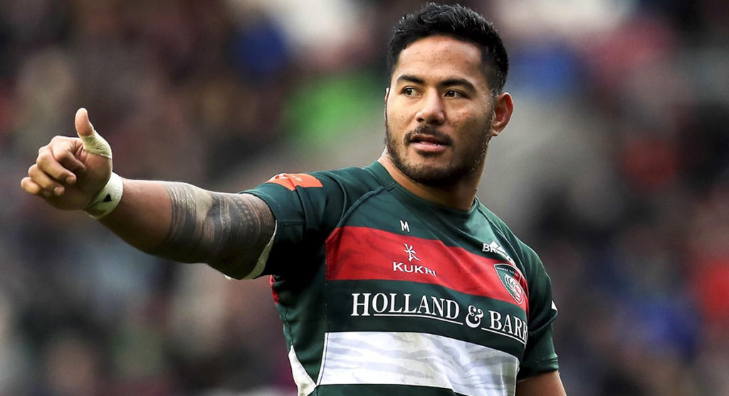Manu Tuilagi rejects lucrative French offer and decides to stay in England