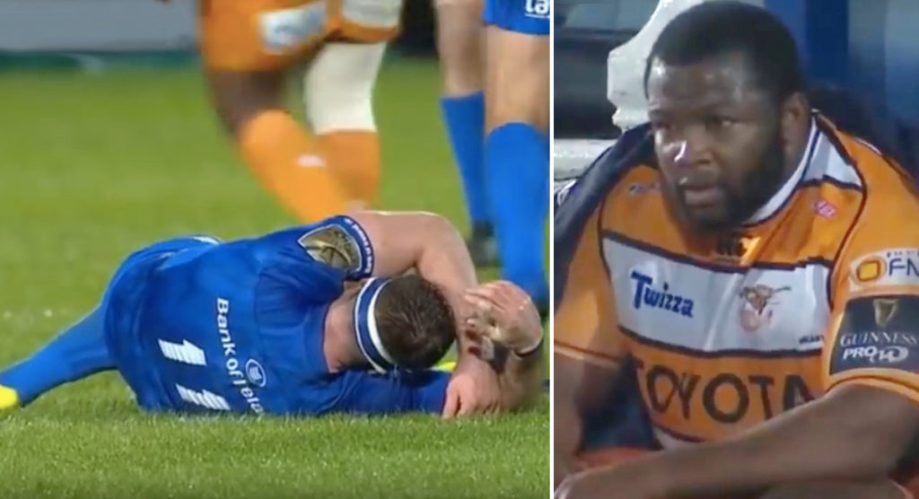 We'll soon find out if Nigel Owens really did get this Ox Nche decision horribly wrong
