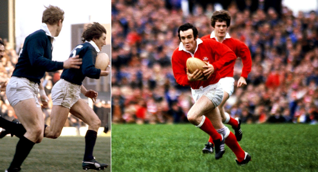 THROWBACK: Wales' mesmeric try against Scotland in 1977 had everything