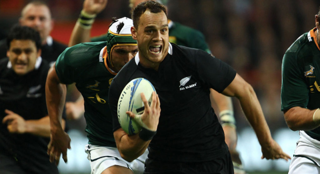 Video tribute forms as a reminder how much of an attacking threat All Black Dagg really was