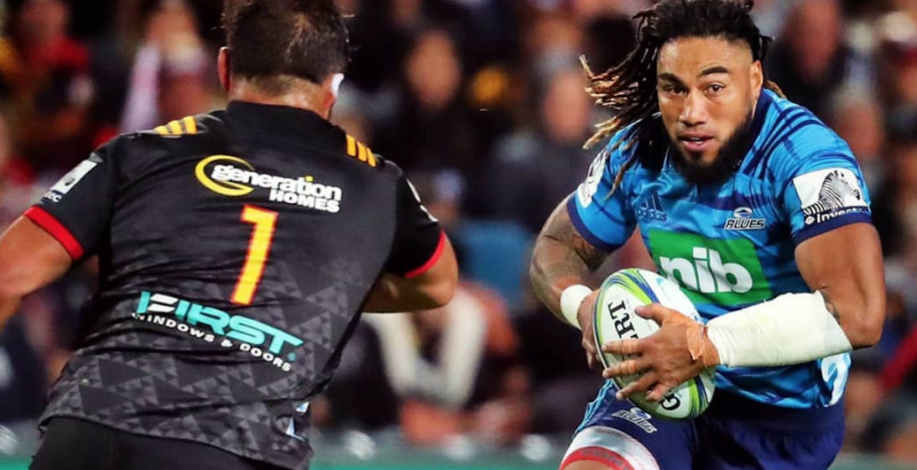 Ma'a Nonu demonstrates range of tries ahead of possible World Cup selection