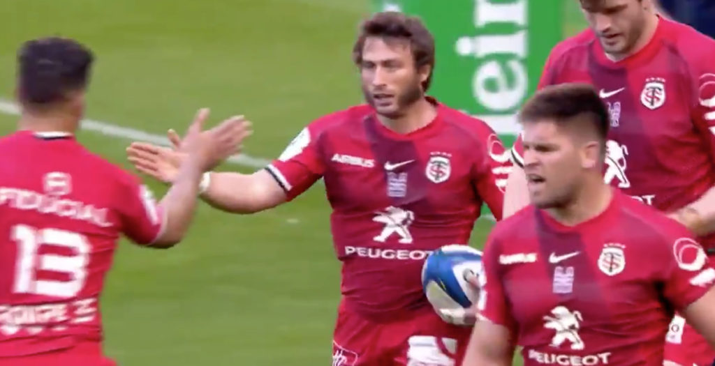 French star denied stunning individual try against Leinster