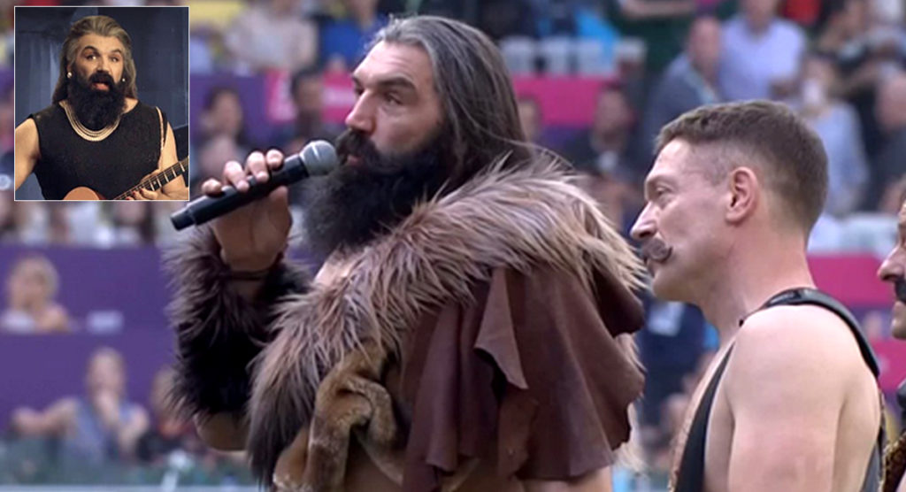 Friday Funnies: Caveman Chabal singing 'I'm Gonna Be' is hopefully the strangest thing you'll witness this weekend