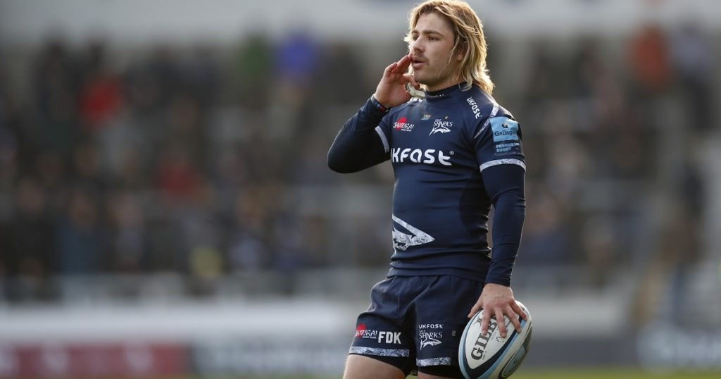 Austin Healey looks into how Faf de Klerk quickly became a fan favourite at Sale Sharks