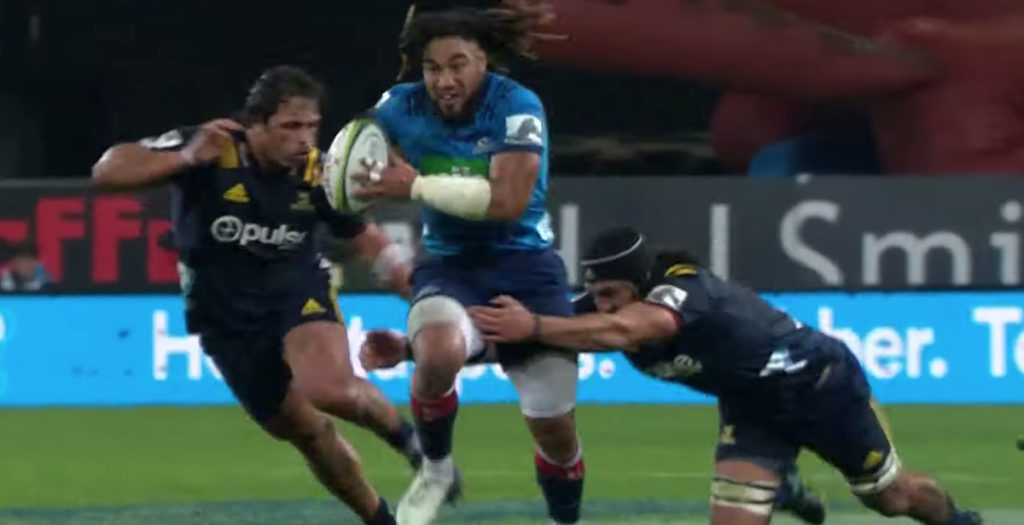 Ma'a Nonu shines once again for Blues in Super Rugby