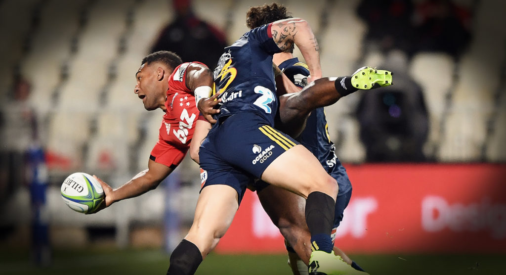 Sevu Reece pass sums up all that is great about the Crusaders right now