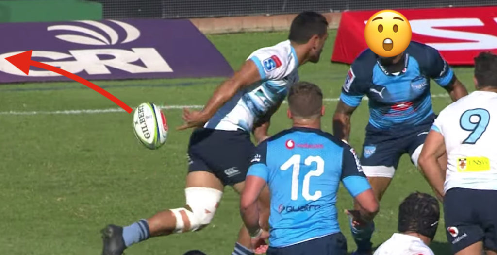 Stunning hands leave defenders puzzled in EPIC team try