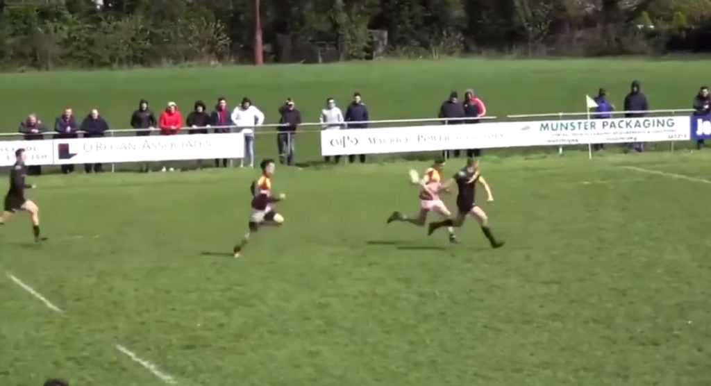 Stunning All Ireland League Try of the Year reminds us of 3 more unforgettable reverse passes