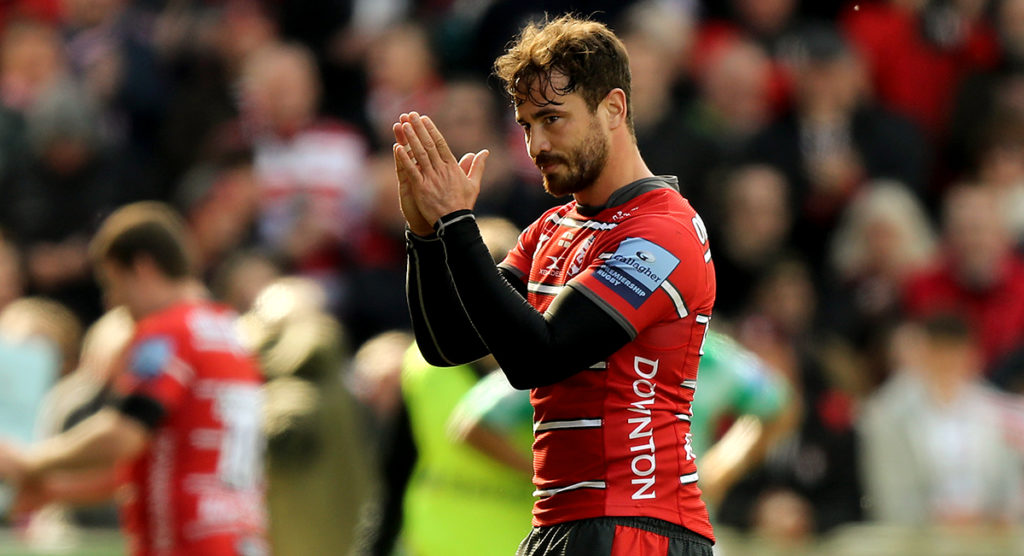 Support for Danny Cipriani selection grows with Premiership Rugby Player of the Season award